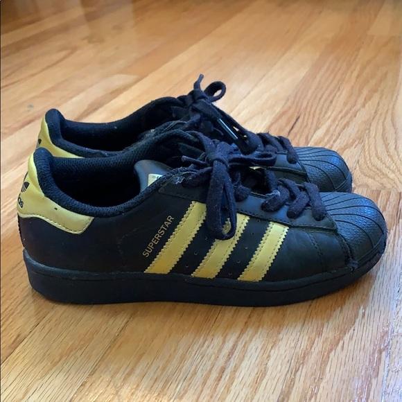 Kids Adidas Superstars